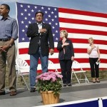 Obama Singing the National Anthem